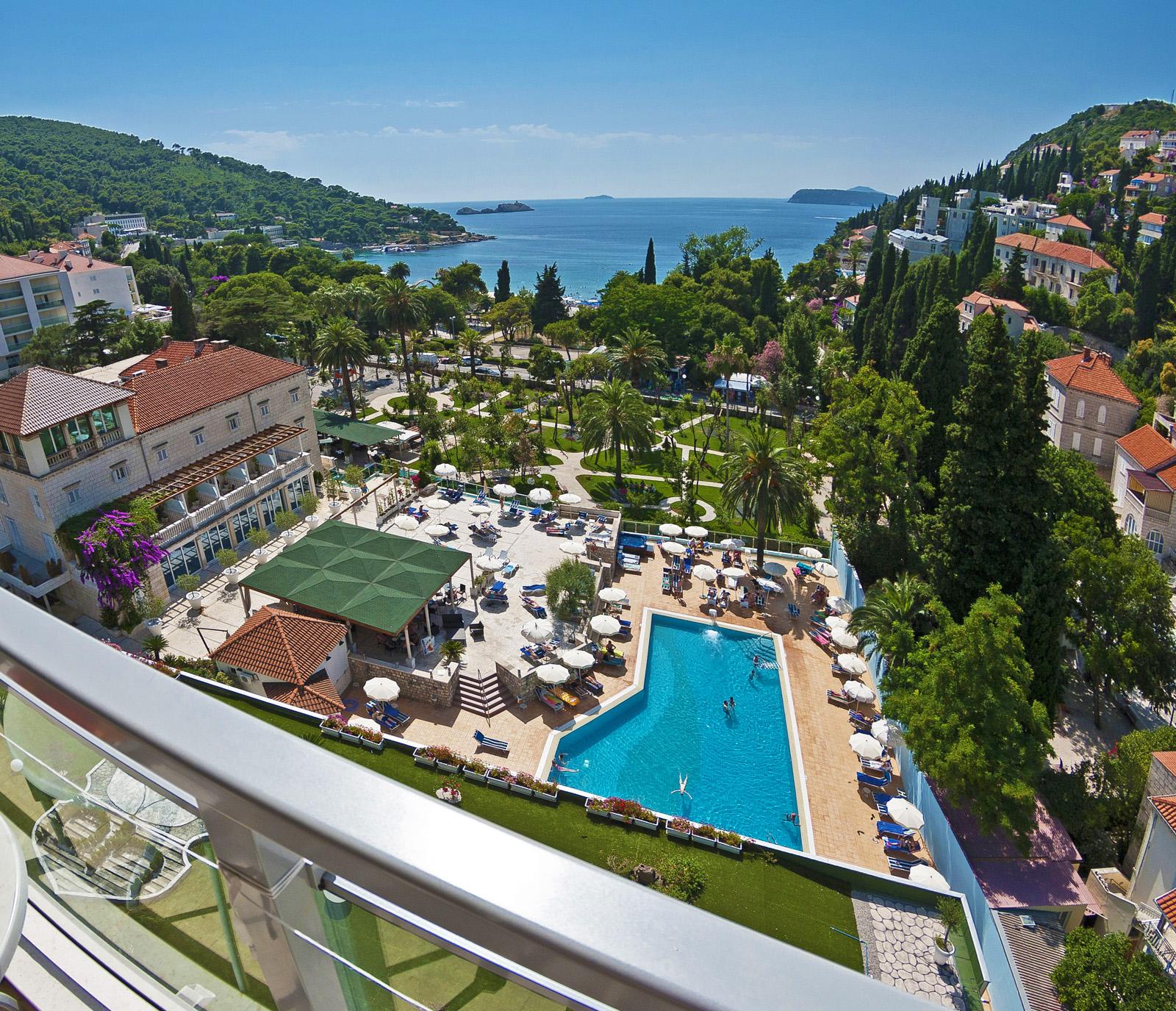 Dubrovnik Hotels Grand Hotel Dubrovnik Park Four Star Hotel Accommodation Dubrovnik